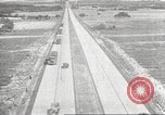 Image of Autobahn in Germany Germany, 1936, second 61 stock footage video 65675063405