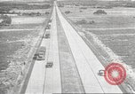 Image of Autobahn in Germany Germany, 1936, second 62 stock footage video 65675063405