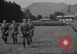 Image of German officer Germany Bavarian Alps, 1938, second 14 stock footage video 65675063408