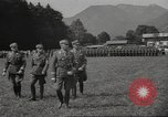 Image of German officer Germany Bavarian Alps, 1938, second 15 stock footage video 65675063408