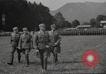 Image of German officer Germany Bavarian Alps, 1938, second 16 stock footage video 65675063408