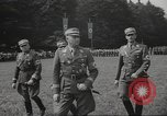 Image of German officer Germany Bavarian Alps, 1938, second 20 stock footage video 65675063408