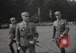 Image of German officer Germany Bavarian Alps, 1938, second 21 stock footage video 65675063408