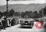 Image of German officer Germany Bavarian Alps, 1938, second 33 stock footage video 65675063408