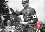 Image of German officer Germany Bavarian Alps, 1938, second 36 stock footage video 65675063408