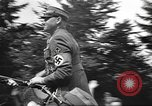Image of German officer Germany Bavarian Alps, 1938, second 37 stock footage video 65675063408
