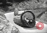 Image of German officer Germany Bavarian Alps, 1938, second 52 stock footage video 65675063408