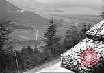 Image of German officer Germany Bavarian Alps, 1938, second 55 stock footage video 65675063408