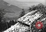 Image of German officer Germany Bavarian Alps, 1938, second 56 stock footage video 65675063408