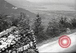 Image of German officer Germany Bavarian Alps, 1938, second 57 stock footage video 65675063408