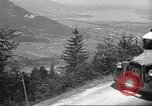 Image of German officer Germany Bavarian Alps, 1938, second 59 stock footage video 65675063408