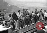 Image of German officer Germany Bavarian Alps, 1938, second 61 stock footage video 65675063408