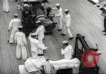 Image of United States ship in a storm Atlantic Ocean, 1933, second 25 stock footage video 65675063409