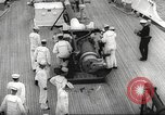 Image of United States ship in a storm Atlantic Ocean, 1933, second 27 stock footage video 65675063409