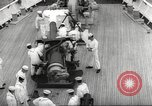 Image of United States ship in a storm Atlantic Ocean, 1933, second 29 stock footage video 65675063409