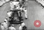 Image of United States ship in a storm Atlantic Ocean, 1933, second 30 stock footage video 65675063409