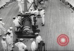Image of United States ship in a storm Atlantic Ocean, 1933, second 31 stock footage video 65675063409