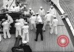 Image of United States ship in a storm Atlantic Ocean, 1933, second 40 stock footage video 65675063409