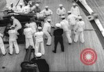 Image of United States ship in a storm Atlantic Ocean, 1933, second 42 stock footage video 65675063409