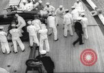Image of United States ship in a storm Atlantic Ocean, 1933, second 45 stock footage video 65675063409
