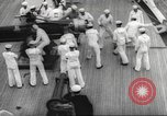 Image of United States ship in a storm Atlantic Ocean, 1933, second 48 stock footage video 65675063409