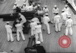 Image of United States ship in a storm Atlantic Ocean, 1933, second 51 stock footage video 65675063409