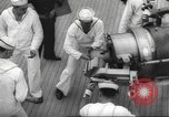 Image of United States ship in a storm Atlantic Ocean, 1933, second 61 stock footage video 65675063409