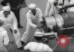 Image of United States ship in a storm Atlantic Ocean, 1933, second 62 stock footage video 65675063409