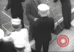 Image of Refugees are brought to an American Navy ship for evacuation Europe, 1936, second 7 stock footage video 65675063410