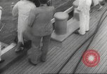 Image of Refugees are brought to an American Navy ship for evacuation Europe, 1936, second 9 stock footage video 65675063410