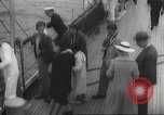 Image of Refugees are brought to an American Navy ship for evacuation Europe, 1936, second 14 stock footage video 65675063410