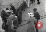 Image of Refugees are brought to an American Navy ship for evacuation Europe, 1936, second 16 stock footage video 65675063410