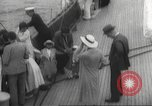 Image of Refugees are brought to an American Navy ship for evacuation Europe, 1936, second 19 stock footage video 65675063410