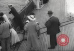 Image of Refugees are brought to an American Navy ship for evacuation Europe, 1936, second 21 stock footage video 65675063410