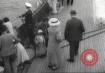 Image of Refugees are brought to an American Navy ship for evacuation Europe, 1936, second 22 stock footage video 65675063410