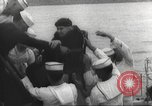 Image of Refugees are brought to an American Navy ship for evacuation Europe, 1936, second 43 stock footage video 65675063410