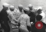 Image of Refugees are brought to an American Navy ship for evacuation Europe, 1936, second 45 stock footage video 65675063410