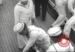 Image of Refugees are brought to an American Navy ship for evacuation Europe, 1936, second 46 stock footage video 65675063410