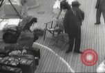 Image of Refugees are brought to an American Navy ship for evacuation Europe, 1936, second 52 stock footage video 65675063410