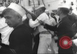 Image of Refugees are brought to an American Navy ship for evacuation Europe, 1936, second 61 stock footage video 65675063410