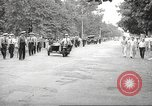 Image of police officers United States USA, 1940, second 7 stock footage video 65675063411