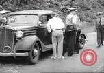 Image of police officers United States USA, 1940, second 23 stock footage video 65675063411