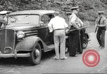 Image of police officers United States USA, 1940, second 24 stock footage video 65675063411