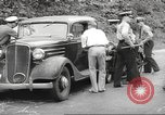 Image of police officers United States USA, 1940, second 25 stock footage video 65675063411