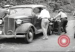 Image of police officers United States USA, 1940, second 29 stock footage video 65675063411