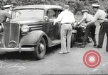 Image of police officers United States USA, 1940, second 30 stock footage video 65675063411