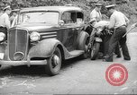 Image of police officers United States USA, 1940, second 34 stock footage video 65675063411