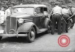 Image of police officers United States USA, 1940, second 36 stock footage video 65675063411