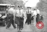 Image of police officers United States USA, 1940, second 43 stock footage video 65675063411