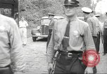 Image of police officers United States USA, 1940, second 47 stock footage video 65675063411